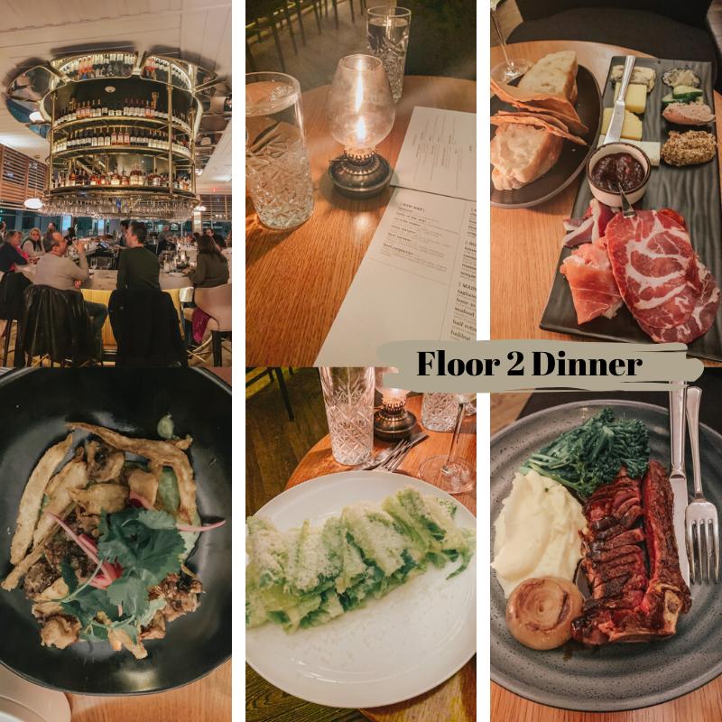 Floor 2 Dinner