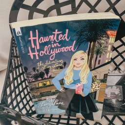 HAUNTED IN HOLLYWOOD BOOK REVIEW