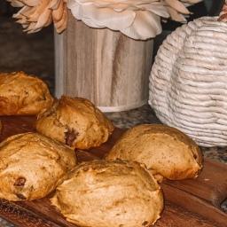 CHOCOLATE CHIP PUMPKIN COOKIES RECIPE