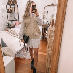 STYLING OUTFITS WITH THRIFTED PIECES