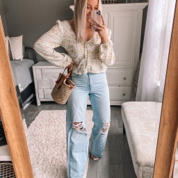 H&M SPRING HAUL + OUTFIT INSPO